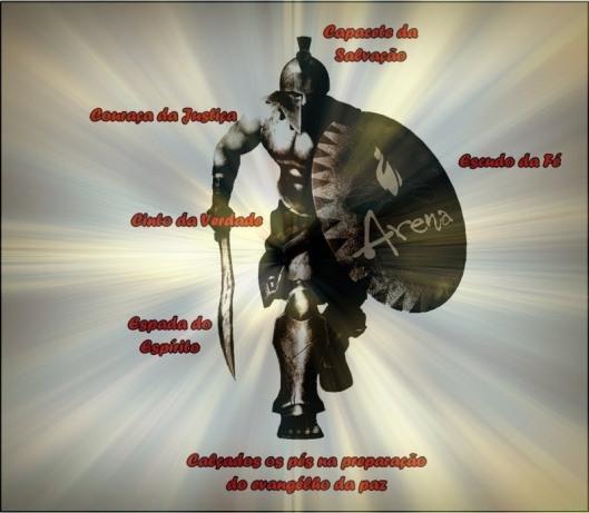 armadura de Deus 2